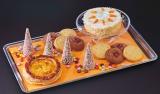 カラフルな見た目が印象的な『ハロウィーン・デザート・フィースト』
