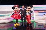9月19日放送、テレビ朝日系『30周年記念特別番組 MUSIC STATION ウルトラFES 2016』にミッキーマウスとミニーマウスが登場(C)テレビ朝日