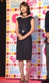 映画『CUTIE HONEY -TEARS-』完成披露イベントに出席した今井れん (C)ORICON NewS inc.