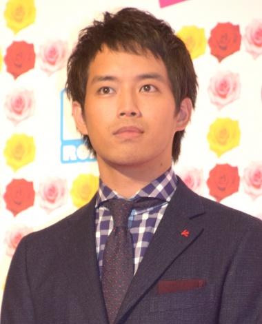 映画『CUTIE HONEY -TEARS-』完成披露イベントに出席した三浦貴大 (C)ORICON NewS inc.
