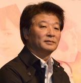 映画『カノン』完成披露試写会に登場した雑賀俊朗監督 (C)ORICON NewS inc.