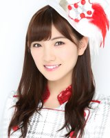 11月16日発売のAKB48の新曲の選抜メンバーに入った岡田奈々(C)AKS