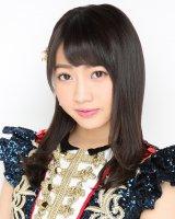 11月16日発売のAKB48の新曲の選抜メンバーに入った木�アゆりあ(C)AKS