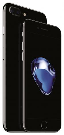 iPhoneシリーズで初めてFeliCaに対応した「iPhone7」と「iPhone7Plus」