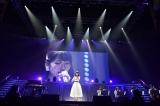 柏木由紀はストリングスの演奏でNGT48の「Maxとき315号」を披露〜『AKB48グループ同時開催コンサートin横浜〜今年はランクインできました祝賀会〜』(C)AKS