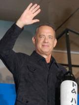 来日中のトム・ハンクスが9月16日放送、日本テレビ系『NEWS ZERO』に生出演 (C)ORICON NewS inc.