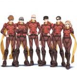 MONKEY MAJIKの書き下ろし新曲「A.I. am Human」がフル3DCGアニメーション『CYBORG009 CALL OF JUSTICE』主題歌に決定 (C)2016 「CYBORG009」製作委員会