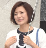 夫・橋之助の不倫報道で謝罪をした三田寛子 (C)ORICON NewS inc.