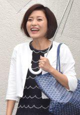 最後は笑顔で離婚を否定した三田寛子 (C)ORICON NewS inc.