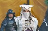 NHK大河ドラマ『真田丸』第36回「勝負」より。戦を前にした三成の陣にて