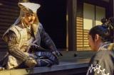 NHK大河ドラマ『真田丸』第35回より。刑部のもとを三成が訪れる