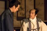 NHK大河ドラマ『真田丸』第30回より。信繁は胸の内を刑部に打ち明ける