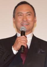 映画『怒り』の初日舞台あいさつに出席した渡辺謙 (C)ORICON NewS inc.