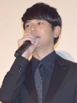 映画『怒り』の初日舞台あいさつに出席した妻夫木聡 (C)ORICON NewS inc.