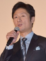 映画『怒り』の初日舞台あいさつに出席した李相日監督 (C)ORICON NewS inc.