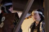 NHK大河ドラマ『真田丸』第24回より。忍城攻略に手こずりながら、強気の三成(C)NHK