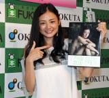1st写真集『人魚』発売イベントを開催した片山萌美 (C)ORICON NewS inc.