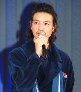 『第9回したまちコメディ映画祭』トークイベントに出席した(左から)斎藤工 (C)ORICON NewS inc.