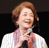 『第9回したまちコメディ映画祭』のクロージングセレモニーに登場した倍賞千恵子 (C)ORICON NewS inc.