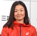 『日本橋シティドレッシングfor TOKYO2020』オープニングセレモニーに登場した谷真海選手 (C)ORICON NewS inc.