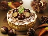 パブロの10月の季節限定タルトは『渋皮栗のモンブランチーズタルト』