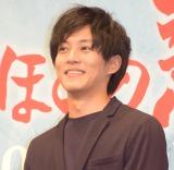 映画「湯を沸かすほどの熱い恋」完成披露試写会舞台あいさつに登壇した松坂桃李
