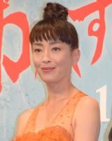 映画「湯を沸かすほどの熱い恋」完成披露試写会舞台あいさつに登壇した宮沢りえ (C)ORICON NewS inc.