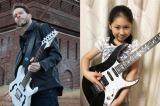 ポール・ギルバートの来日公演に天才ギタリスト少女「Li-sa-X」がゲスト出演