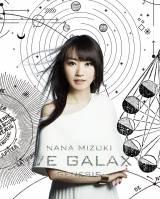 水樹奈々の東京ドーム公演初日公演を収録した『NANA MIZUKI LIVE GALAXY -GENESIS-』がミュージックBD部門2位