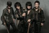 大みそかに年越しライブを行うT-BOLAN(左から)上野博文(B)、森友嵐士(Vo)、五味孝氏(G)、青木和義(Dr)