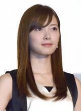 映画『闇金ウシジマくんPart3』初日舞台あいさつに登壇した白石麻衣 (C)ORICON NewS inc.
