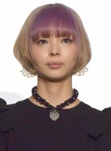 映画『闇金ウシジマくんPart3』初日舞台あいさつに登壇した最上もが (C)ORICON NewS inc.
