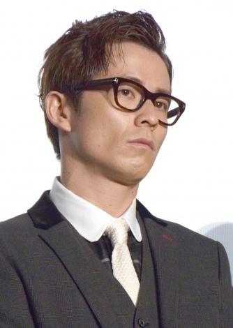 映画『闇金ウシジマくんPart3』初日舞台あいさつに登壇した藤森慎吾 (C)ORICON NewS inc.