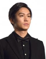 映画『闇金ウシジマくんPart3』初日舞台あいさつに登壇した崎本大海 (C)ORICON NewS inc.