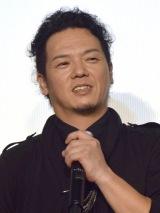 映画『闇金ウシジマくんPart3』初日舞台あいさつに登壇したやべきょうすけ (C)ORICON NewS inc.