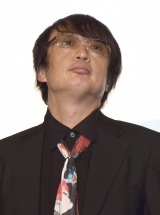 映画『闇金ウシジマくんPart3』初日舞台あいさつに登壇した山口雅俊監督 (C)ORICON NewS inc.