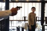 警察組織の闇に挑む、命知らずな女刑事役を熱演(C)テレビ朝日