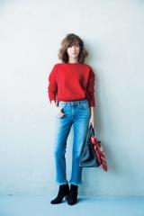 優木まおみがスタイルブック『35 MAOMI STYLE #2』で愛用ファッションアイテムを公開(宝島社)