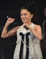 『酒井法子30th ANNIVERSARY コンサート』の模様 (C)ORICON NewS inc.