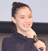 『第29回東京国際映画祭(TIFF)』のラインナップ発表記者会見に出席した蒼井優 (C)ORICON NewS inc.