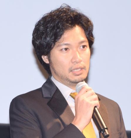 『第29回東京国際映画祭(TIFF)』のラインナップ発表記者会見に出席した青木崇高 (C)ORICON NewS inc.