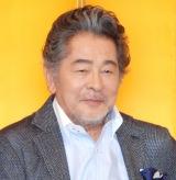 NHK連続テレビ小説『ひよっこ』に出演が決まった古谷一行 (C)ORICON NewS inc.
