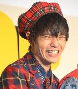 ドラマ『THE LAST COP/ラストコップ』第一話完成披露イベントに出席した窪田正孝 (C)ORICON NewS inc.