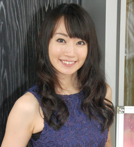 水樹奈々 (C)ORICON NewS inc.