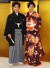 都内ホテルで披露宴を執り行った(左から)片岡愛之助、藤原紀香 (C)ORICON NewS inc.