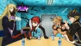 TVアニメ『SHOW BY ROCK!!#』第1話場面カット (C)2012, 2016 SANRIO CO., LTD.  SHOWBYROCK!!製作委員会#