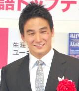 松田丈志選手 (C)ORICON NewS inc.
