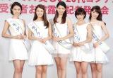 (左から)西本有希さん、中谷モニカさん、是永瞳さん、奥山かずささん、宮本茉由さん (C)ORICON NewS inc.