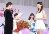 『第1回 ミス美しい20代コンテスト』受賞者お披露目発表会の模様 (C)ORICON NewS inc.