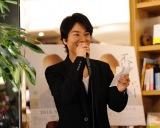 初アルバム『香音-KANON-』の発売記念イベントを開催した桐谷健太